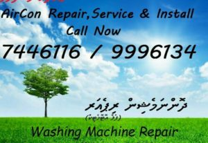 Air conditioning repair and maintenance call: 7446116