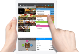 Touch Screen Restaurant POS with POS Waiter App- 7595373