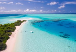 1061I Will Send Beautiful Postcard From Maldives