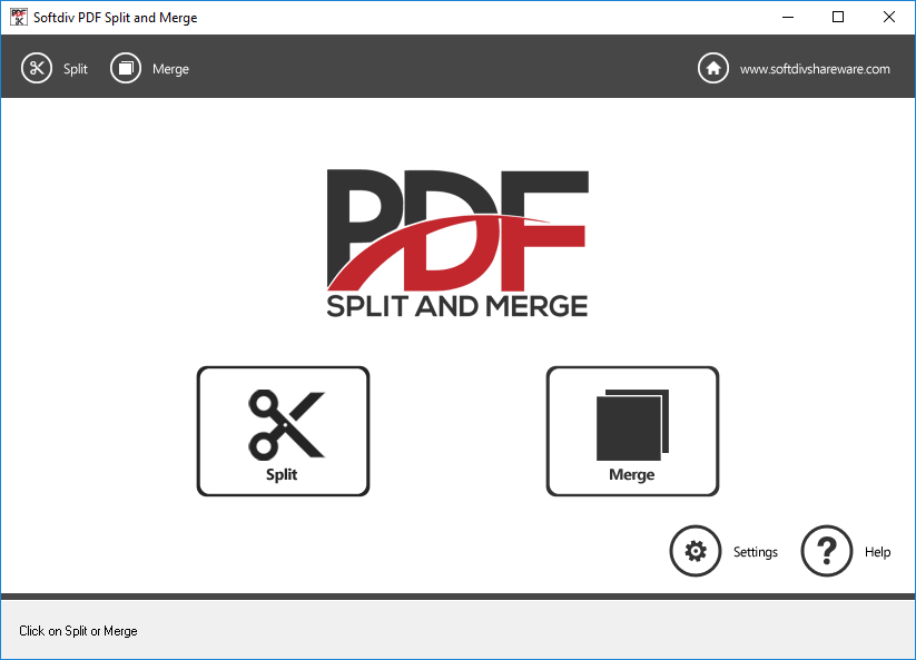 Softdiv PDF Split and Merge – for PC (100% discount)