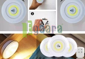 3 pcs Touch Night LED Light