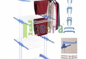 Foldable cloth rack