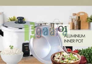 1849PowerPac Rice cooker 1.0 litre