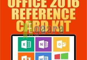 Microsoft Office 2016 – Free Reference Card Kit